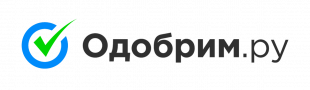 Лого Одобрим ру