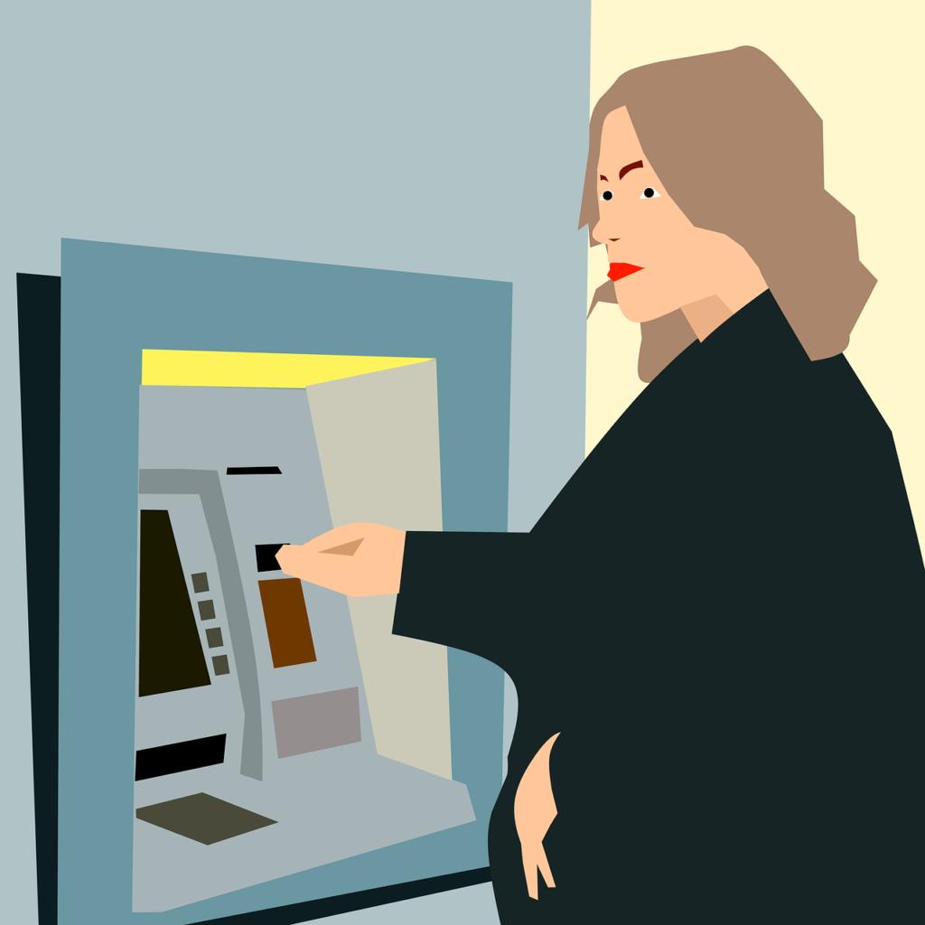 возврат кредита через банкомат